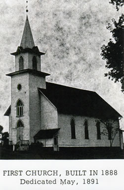 Estherville Lutheran Church in